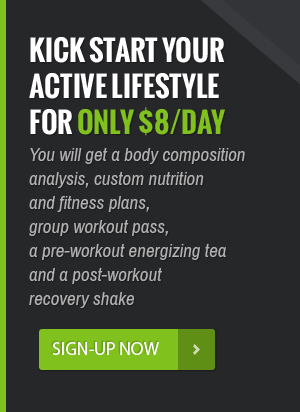 Start Your Active Lifestyle